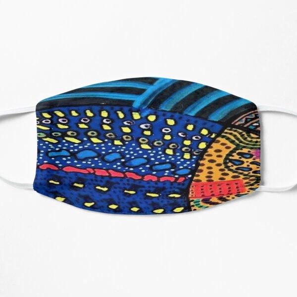 Boho African Flat Mask