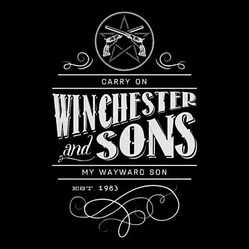 Winchester and Sons by NickLiStuff