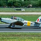 Percival Prentice T.1 VR259/M G-APJB by Colin Smedley