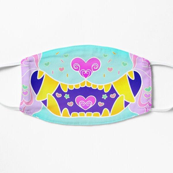 Cotton Candy Oni Mask