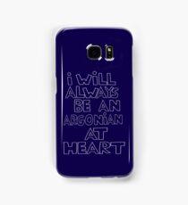 I'm an Argonian Samsung Galaxy Case/Skin