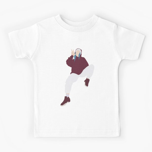 Billie en una pose genial Camiseta para niños