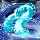 Lugia used Whirlpool by Ashleigh Suter