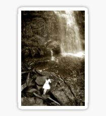 At Erskine Falls, Lorne Sticker