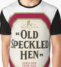 Old Speckled Hen Graphic T-Shirt