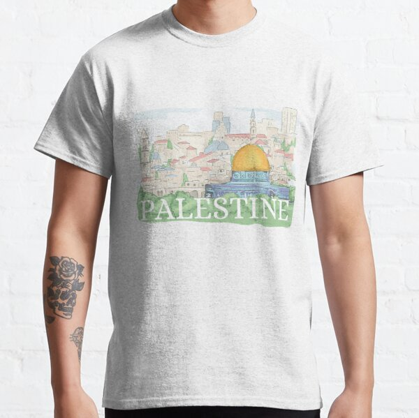 Jerusalem capital of Palestine  Classic T-Shirt
