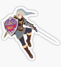 Fierce Deity Link Sticker