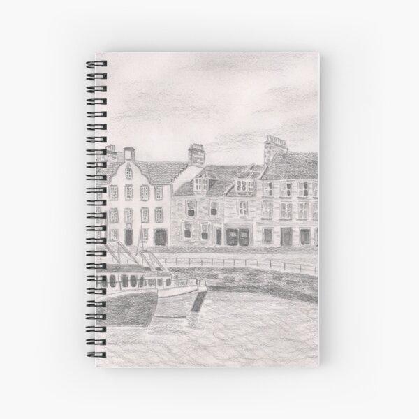 Pittenweem 7  Spiral Notebook