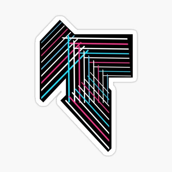 Transcend: Patchwork Sticker