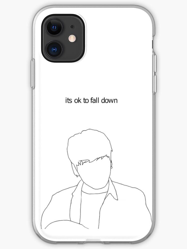 BTS Bangtan Boys Jeon 2 iphone case