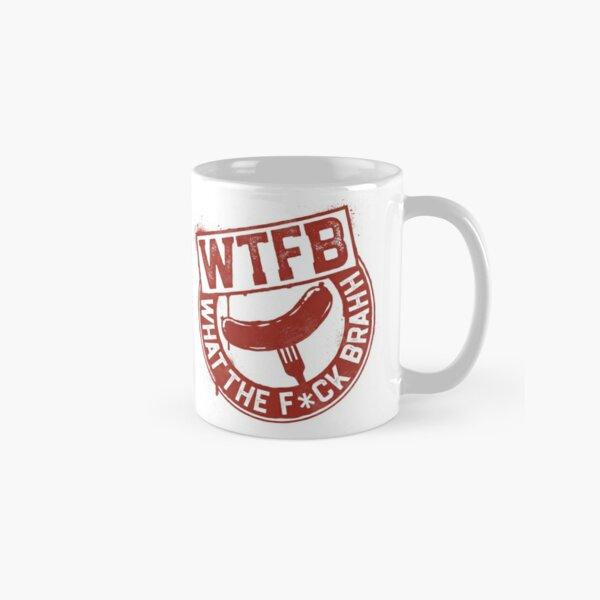 Official WTFBrahh Logo Mug Classic Mug