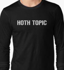 HOTH TOPIC (White) T-Shirt