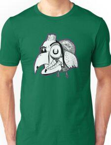 Some Creepy Gangsta Bird Unisex T-Shirt
