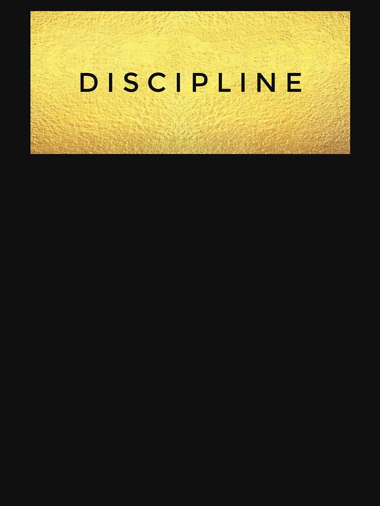 Discipline , hard work and dedication keys to success  by BlackRhino1