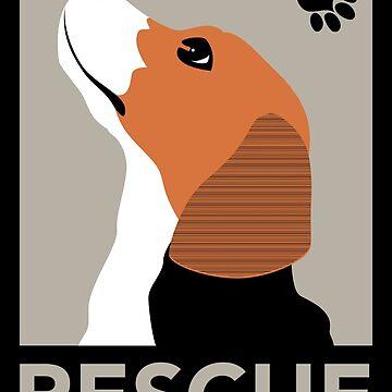 Rescue (Beagle) by duallas