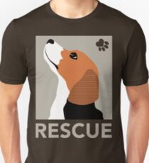 Rescue (Beagle) T-Shirt