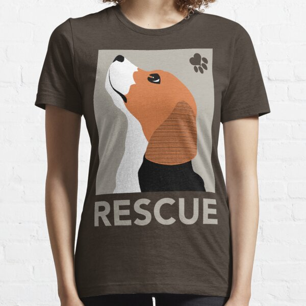 Rescue (Beagle) Essential T-Shirt