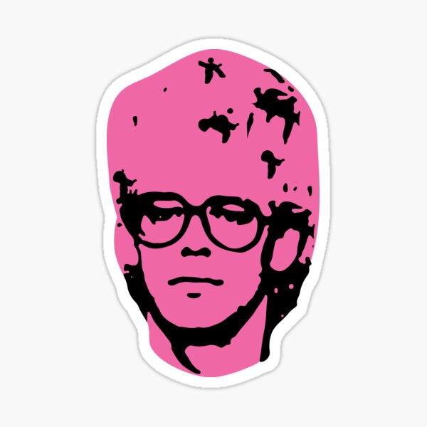 Pink Adam #pinkadam  Sticker