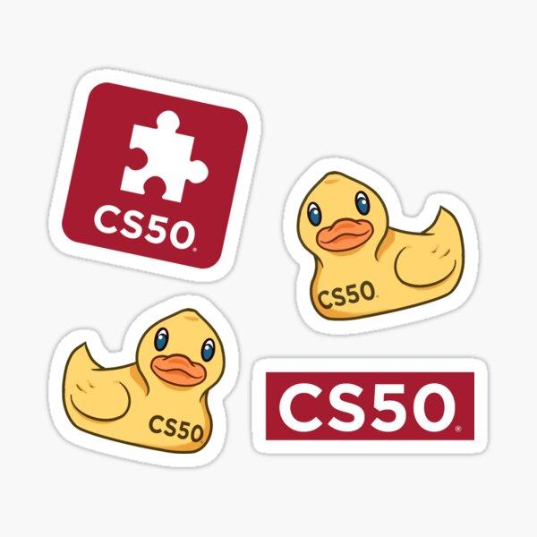 CS50 Sticker Collection Sticker