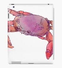 Sydney the Crab iPad Case/Skin