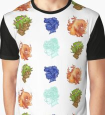 Element people (All four)  Graphic T-Shirt