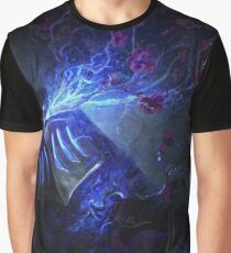 Floral Zed Graphic T-Shirt
