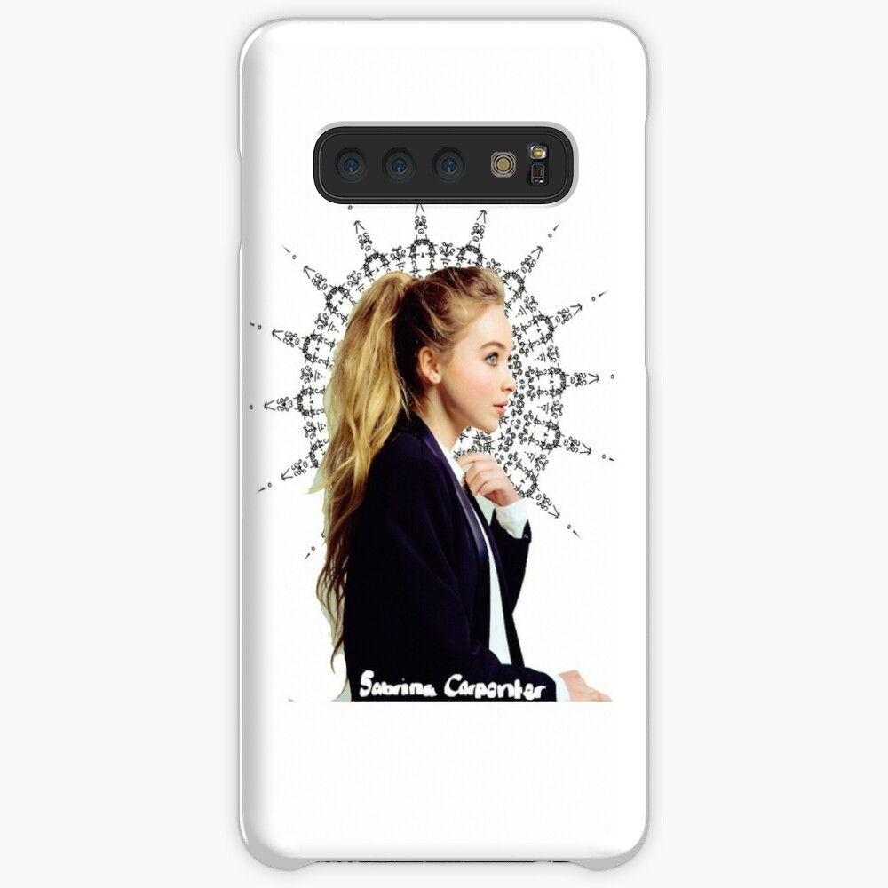 Sabrina Carpenter Case & Skin for Samsung Galaxy