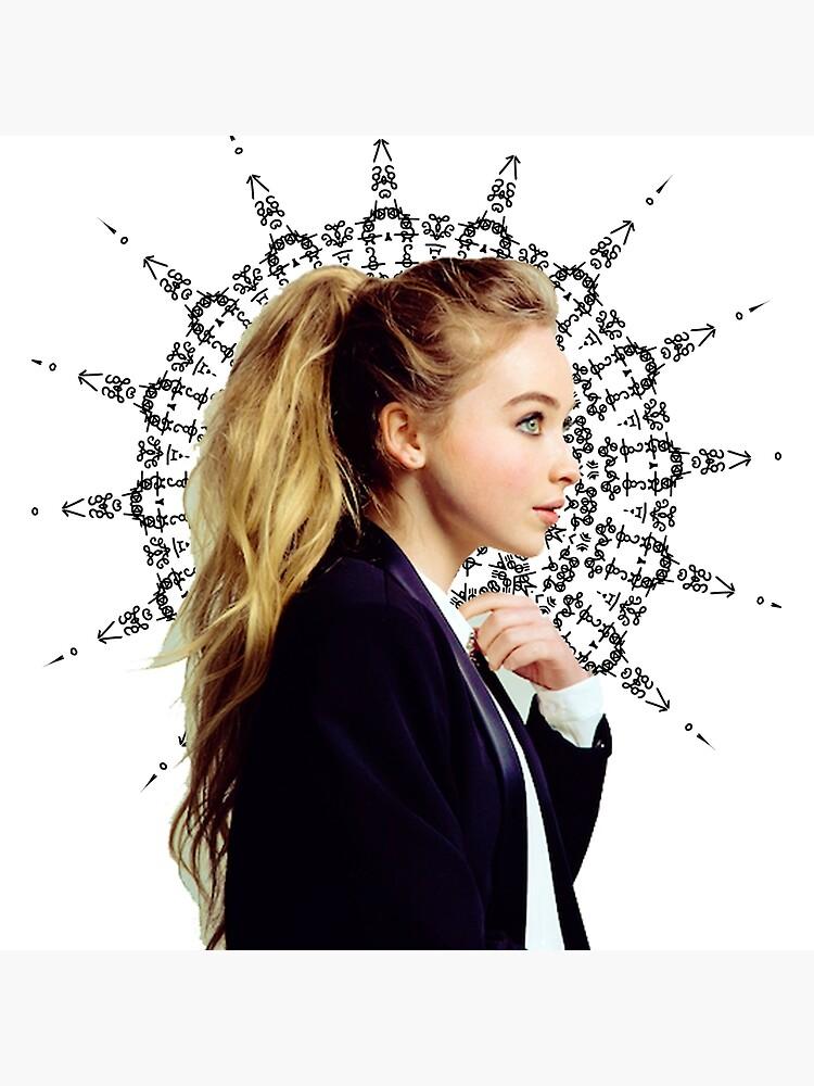 Sabrina Carpenter by EM88BATMAN