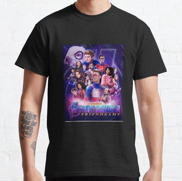 henry peligro nickelodeon Camiseta clásica