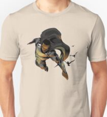 Midnight flight Unisex T-Shirt