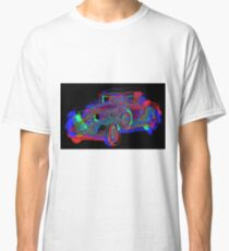 Neon 1930 Cadillac Classic T-Shirt
