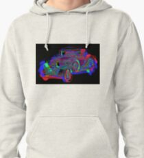 Neon 1930 Cadillac Pullover Hoodie