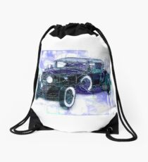 1930 Cadillac Drawstring Bag