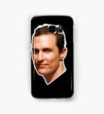 Lord McConaughey Samsung Galaxy Case/Skin