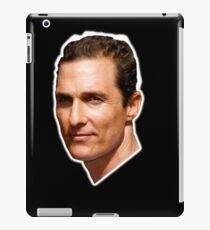 Lord McConaughey iPad Case/Skin