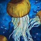 Jellyfish by John Wallie