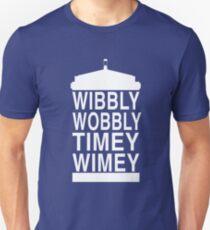 Wibbly Wobbly Timey Wimey - Doctor Who T-Shirt