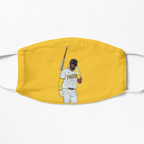 Fernando Tatis Jr. Bat Flip Flat Mask