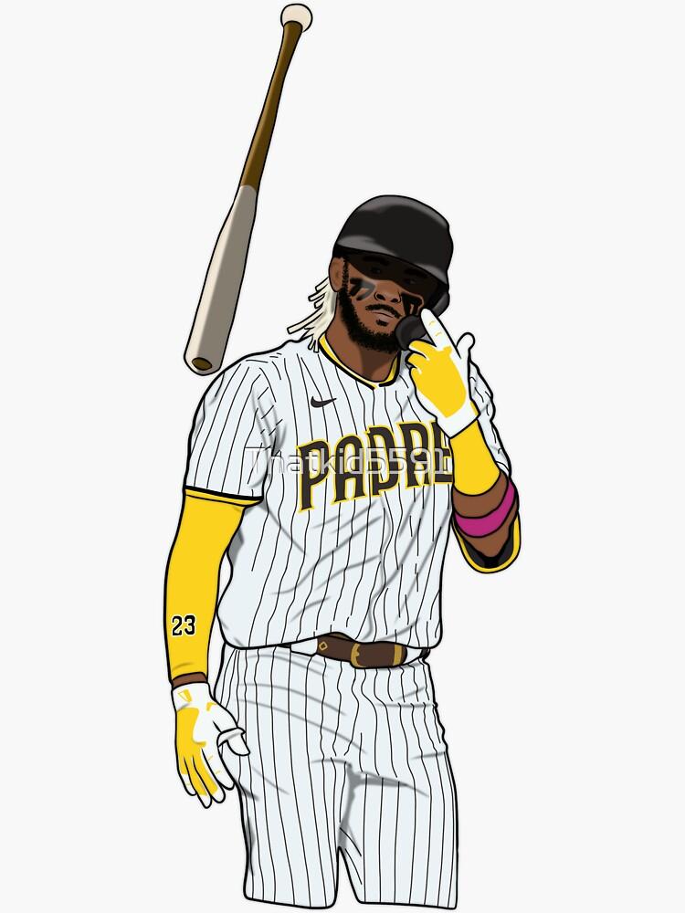 Fernando Tatis Jr. Bat Flip by Thatkid5591
