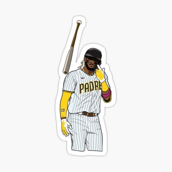 Fernando Tatis Jr. Bat Flip Sticker