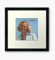 Young Jimmy Buffett Framed Print