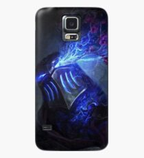 Floral Zed Case/Skin for Samsung Galaxy