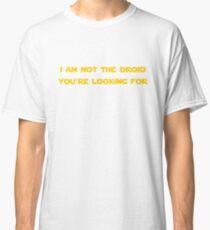Jedi Mind Trick Classic T-Shirt