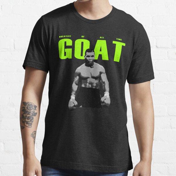 Iron Mike Tyson; GOAT Neon T-shirt essentiel