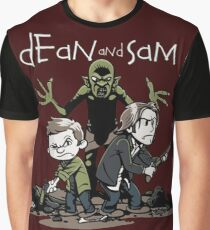 Sam Whinchester Graphic T-Shirt