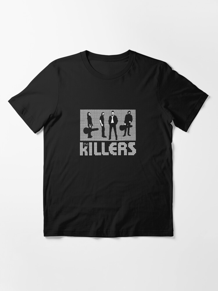 Alternate view of The Killers white Essential T-Shirt