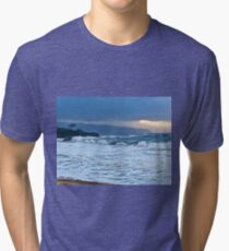 Hawaiian Waters  Tri-blend T-Shirt