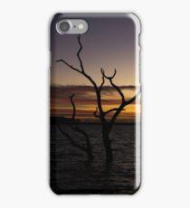 Taylors Lake - Sunset iPhone Case/Skin