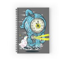 THE ELEVENTH HOUR Spiral Notebook