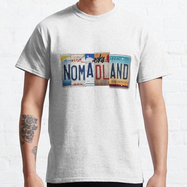 Nomadland Registration Classic T-Shirt